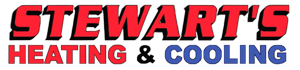 Stewarts Heating and Cooling Logo